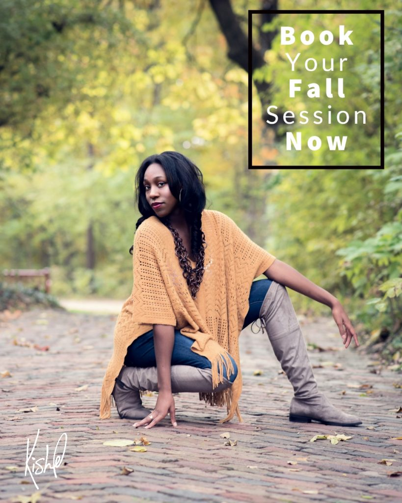 Book Your Fall Session Now